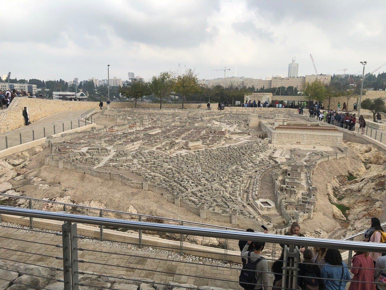 jerusalem city model-min