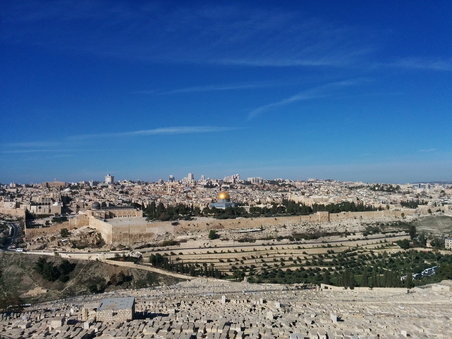 mount of olives long view-min