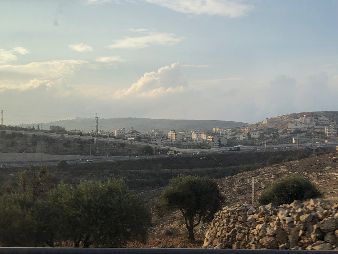 view of jerusalem picture-min