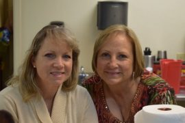 Lisa & Cathy