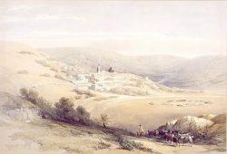 Nazareth_the_holy_land_1842-min