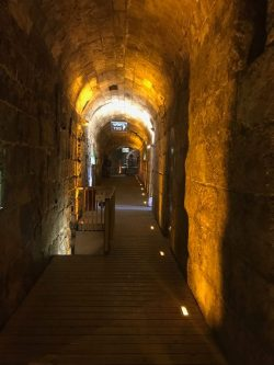 Rabbinical Tunnels