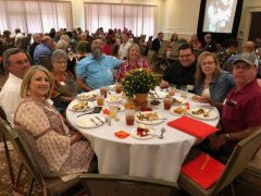 Pastor Appreciation Luncheon