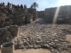megiddo ruins -min